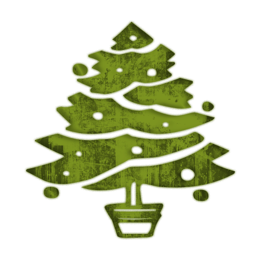 512x512 Christmas Tree (Trees) Icon