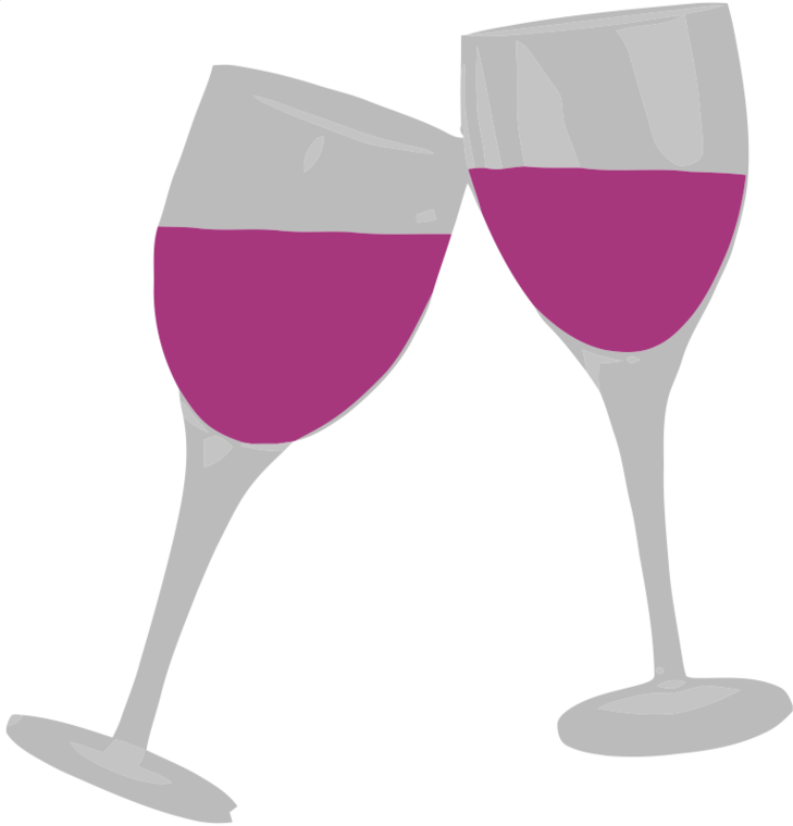 729x760 Download Wine Clip Art Free Clipart Of Glasses 4