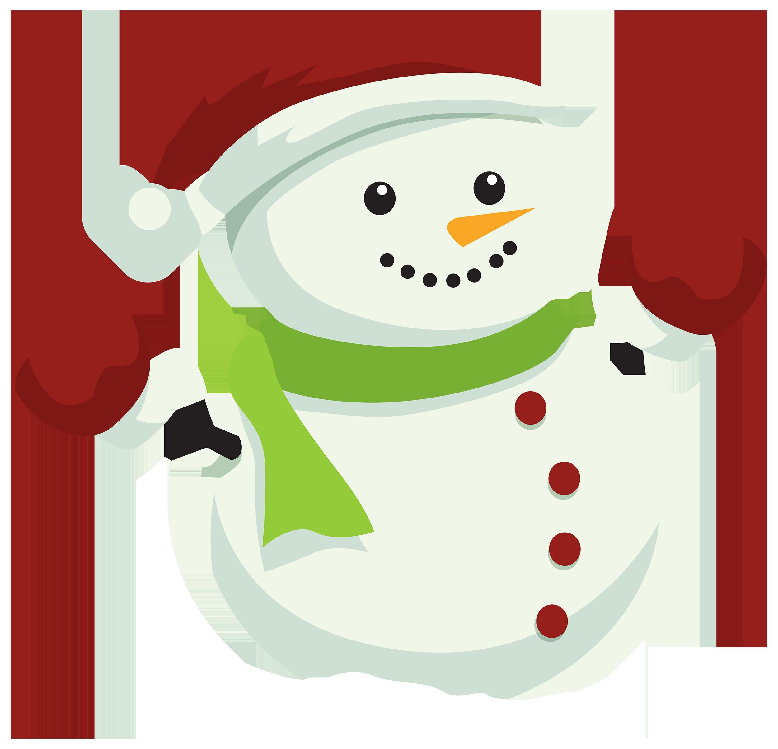 2500x2408 Wine Clipart Snowman