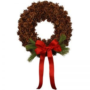 Holiday Wreath Images