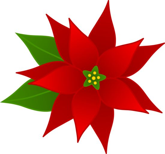 550x514 Christmas Clipart Plant
