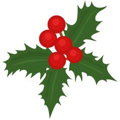 Holly Images Free Clipart