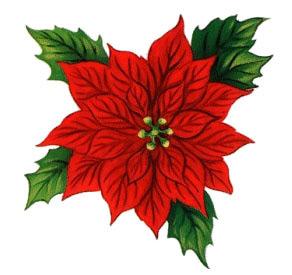292x275 Free Christmas Clip Art Holly Clipart