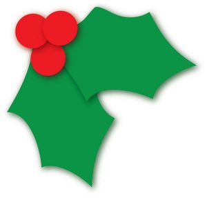 300x287 Free Christmas Clipart Image