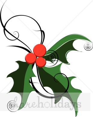 309x388 Holley Clipart Greenery