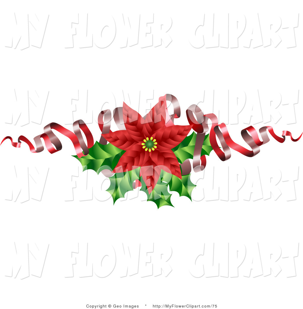1024x1044 Holly Christmas Flower Clip Art Merry Christmas Amp Happy New Year