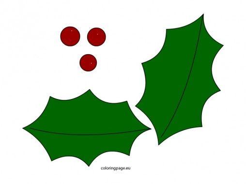508x381 The Best Holly Leaf Ideas Christmas Holly