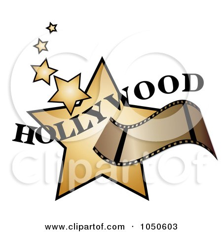 450x470 Royalty Free (Rf) Hollywood Star Clipart, Illustrations, Vector