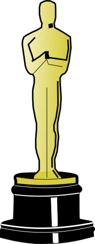 191x488 Trophy Clipart Hollywood
