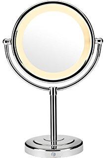 214x320 Babyliss Reflections Hollywood Lights Mirror Amazon.co.uk Beauty