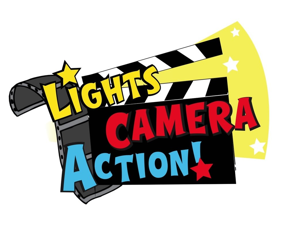 1035x800 Lights Camera Clipart, Explore Pictures