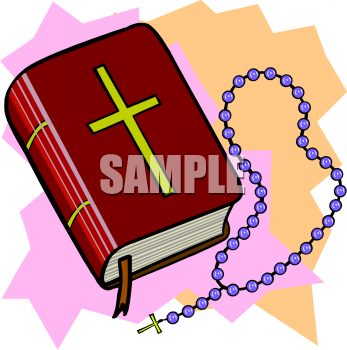 347x350 Holy Bible Clipart