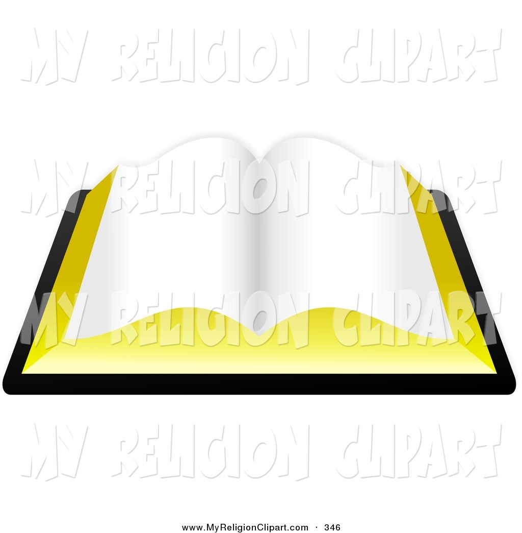 1024x1044 Religion Clip Art Of A Blank Open Book, Journal, Or The Holy Bible