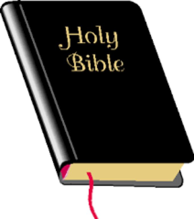 681x768 Catholic Bible Clip Art Cliparts