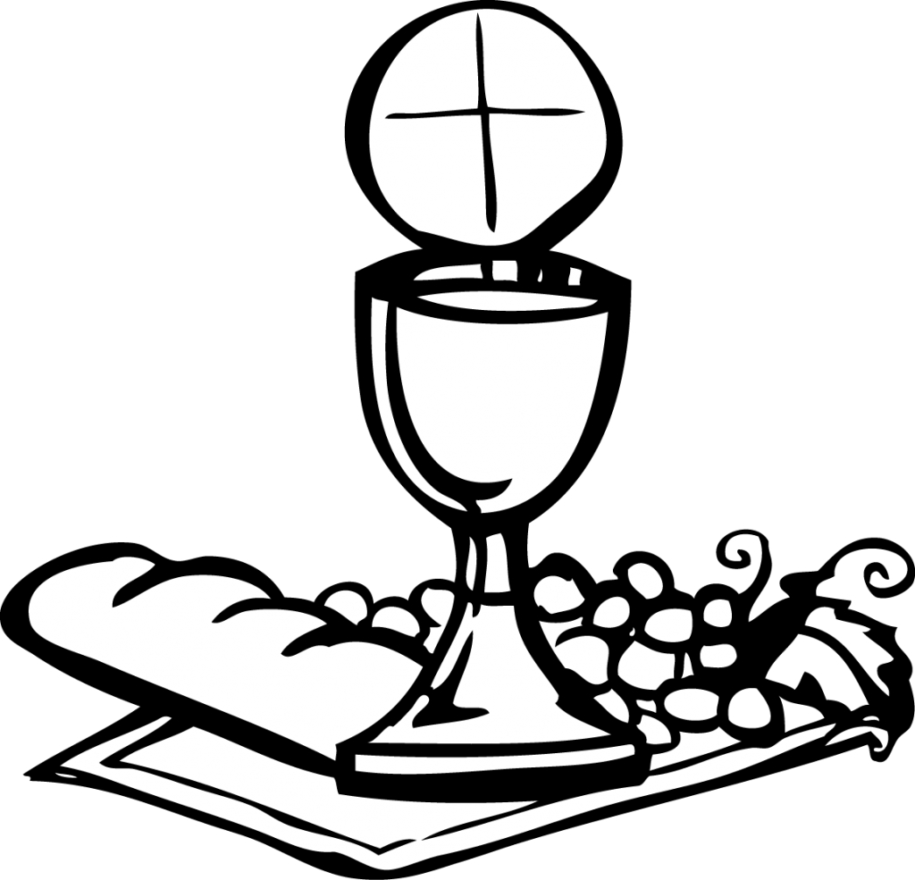 1024x985 Cup Clipart Holy Communion