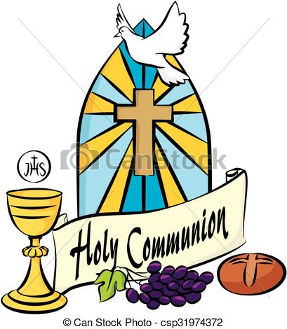 409x470 1st Holy Communion Clipart