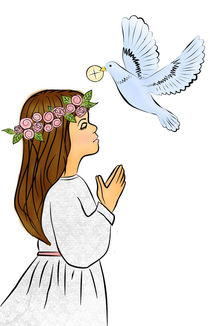 736x1143 First Holy Communion Clip Art