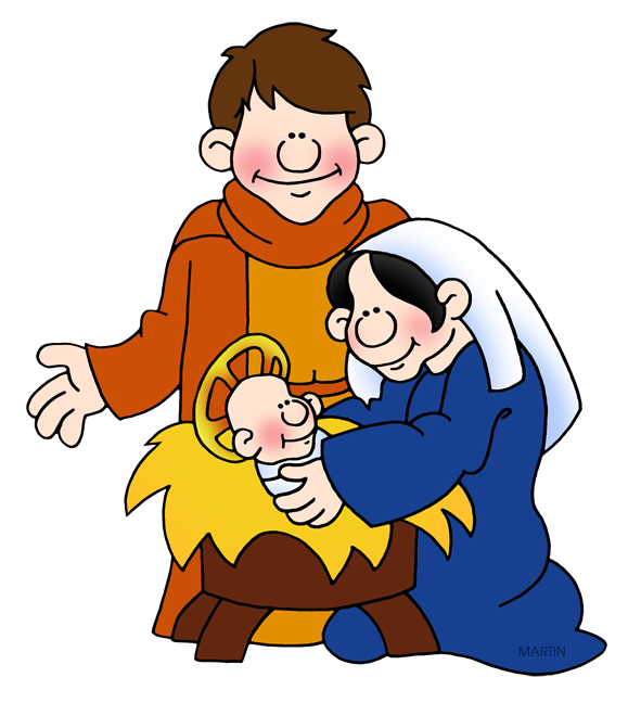 Holy Family Clipart   Free download best Holy Family ...