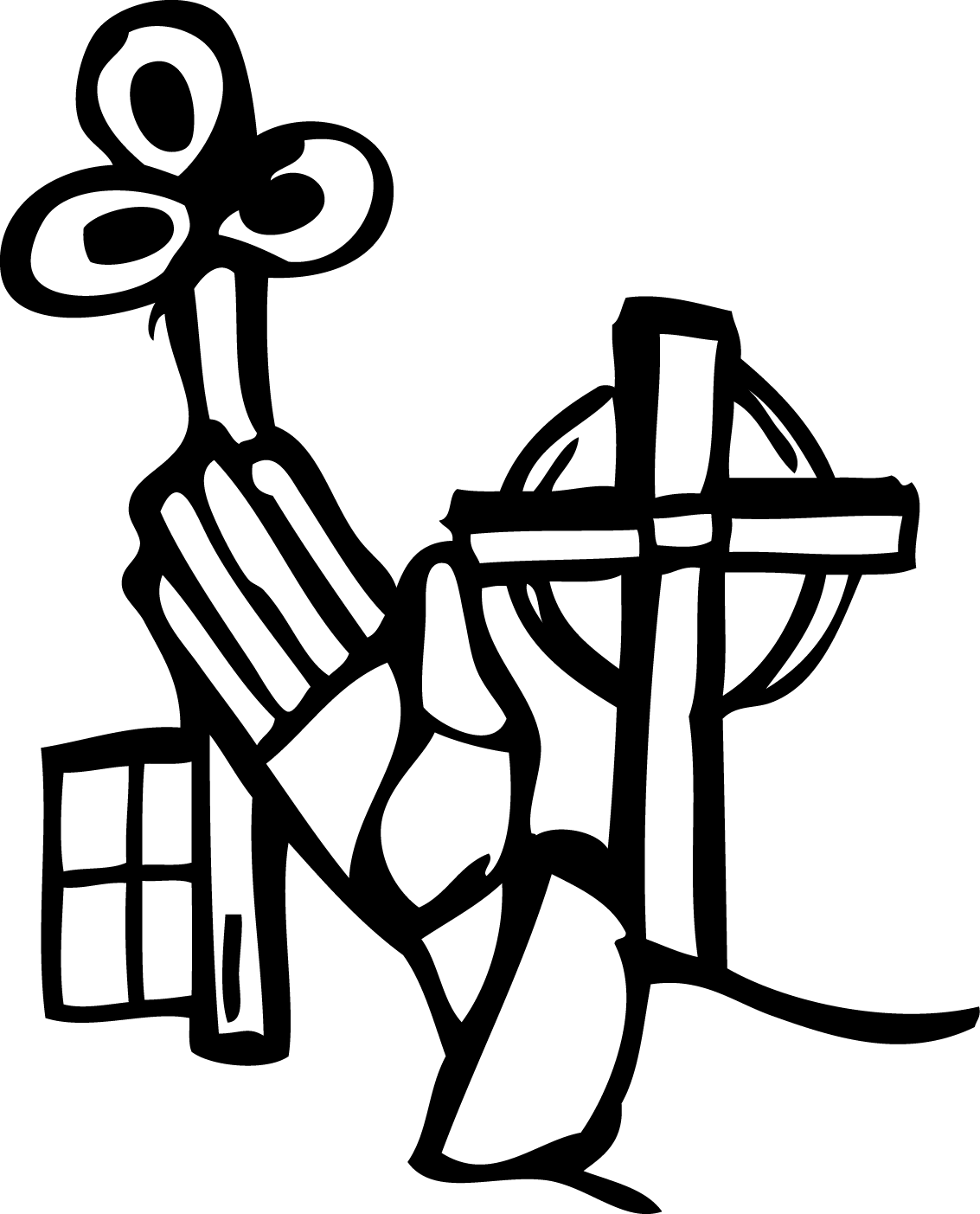 1133x1403 Holy Clipart