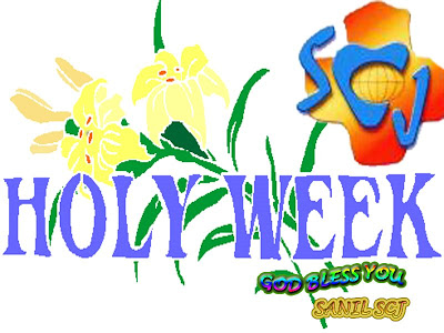 400x300 55 Most Adorable Holy Week Greeting Pictures And Photos