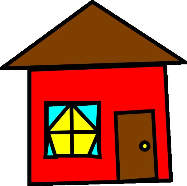 600x598 Home Sweet Home Clip Art