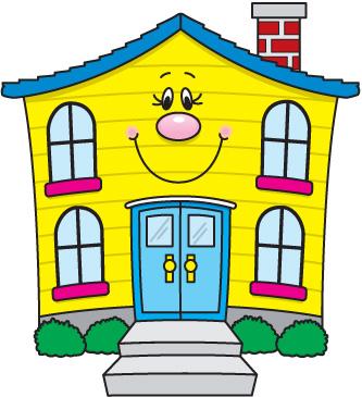 333x365 Home Sweet Clip Art Set Daily Hub