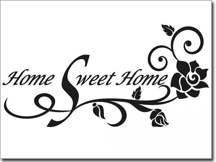 700x525 Home Sweet Home Clip Art