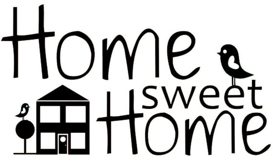 900x535 Setting Clipart Home Sweet Home