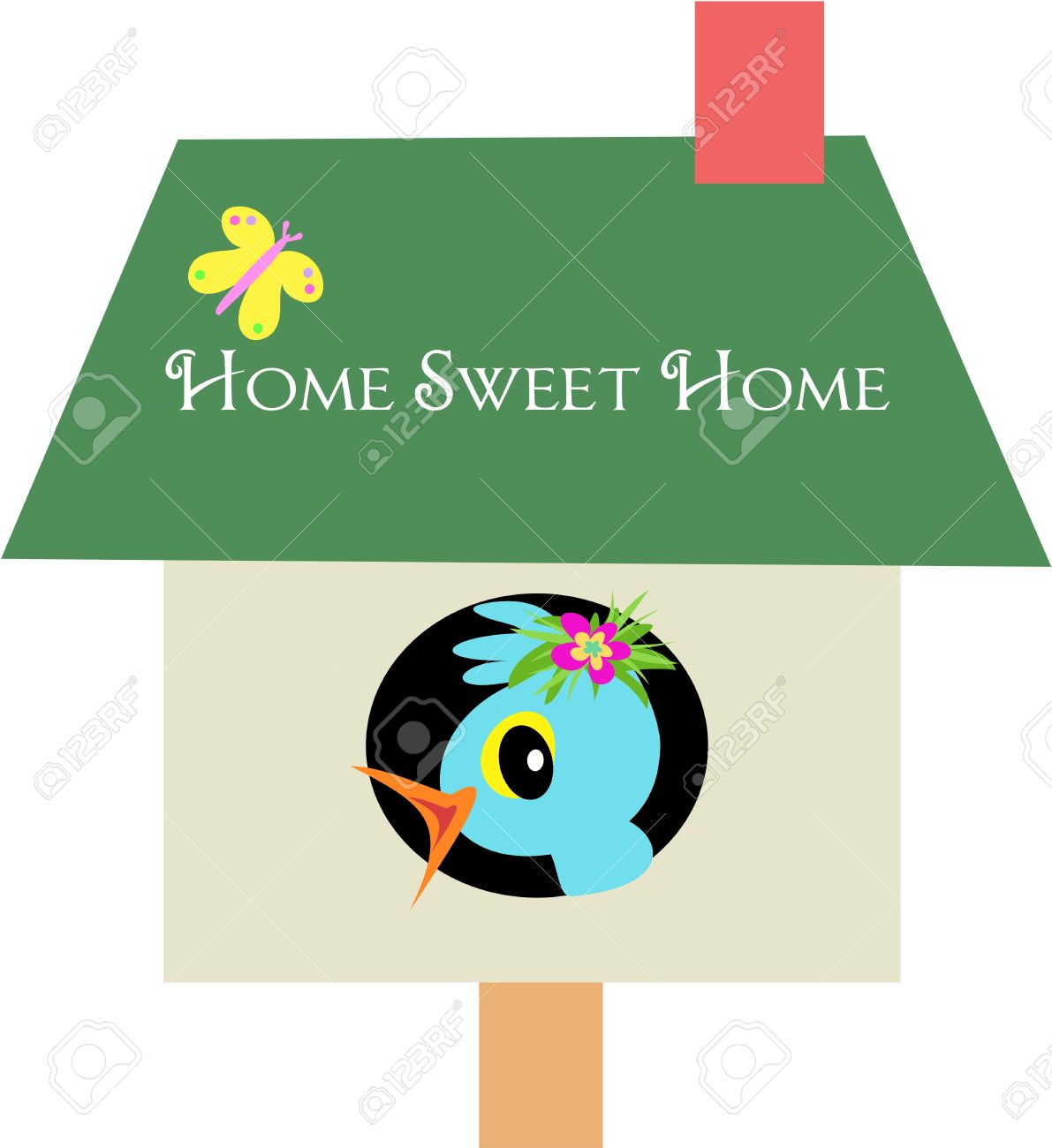 1191x1300 Bird House Clipart Animal Home