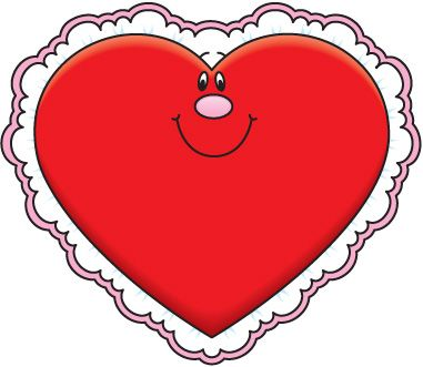 381x331 105 Best Valentine's Day Images Colours, Clip Art