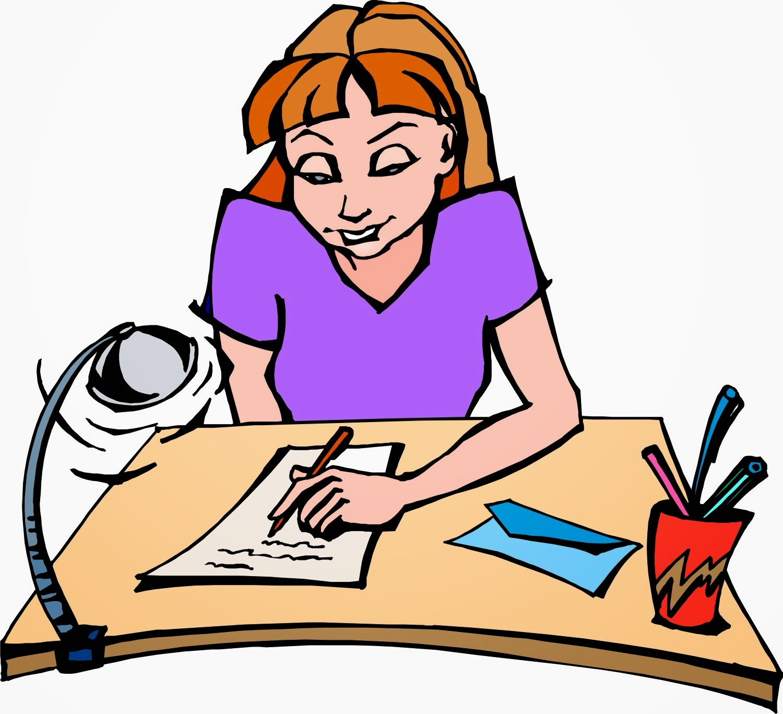 1500x1367 Homework Clipart Author