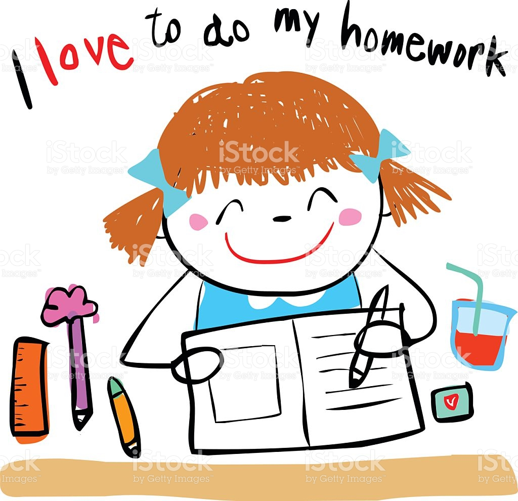 1024x990 Illustration Homework Clipart, Explore Pictures