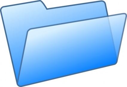 425x291 Free Clip Art File Folder