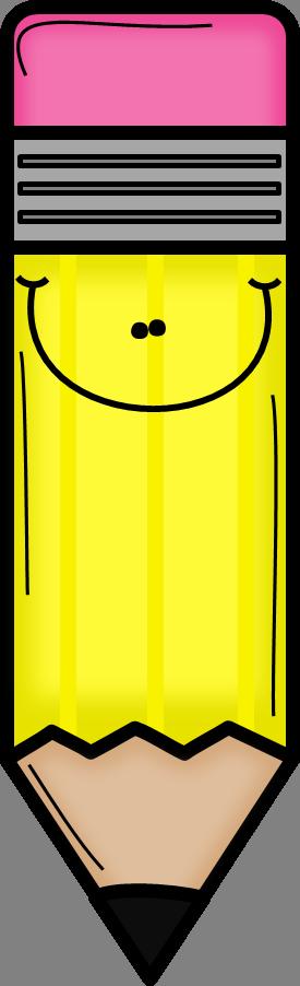 275x902 Yellow Pencil Clip Art School Clipart Clip Art