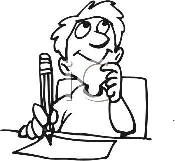 350x322 Child Doing Homework Clipart Black And White Amp Child Doing