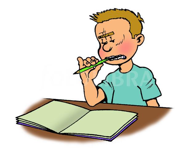 624x507 Cartoon Image Of Doing Homework Anjastang.no