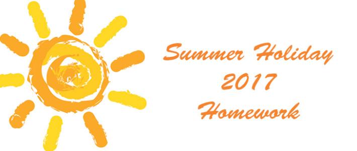 710x300 Summer Vacation Homework Happy Home School