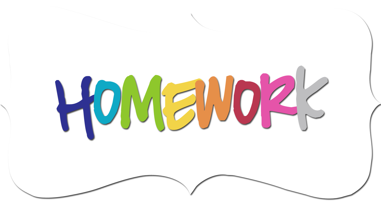 1500x825 Homework Mrs. Vandagriff's Class