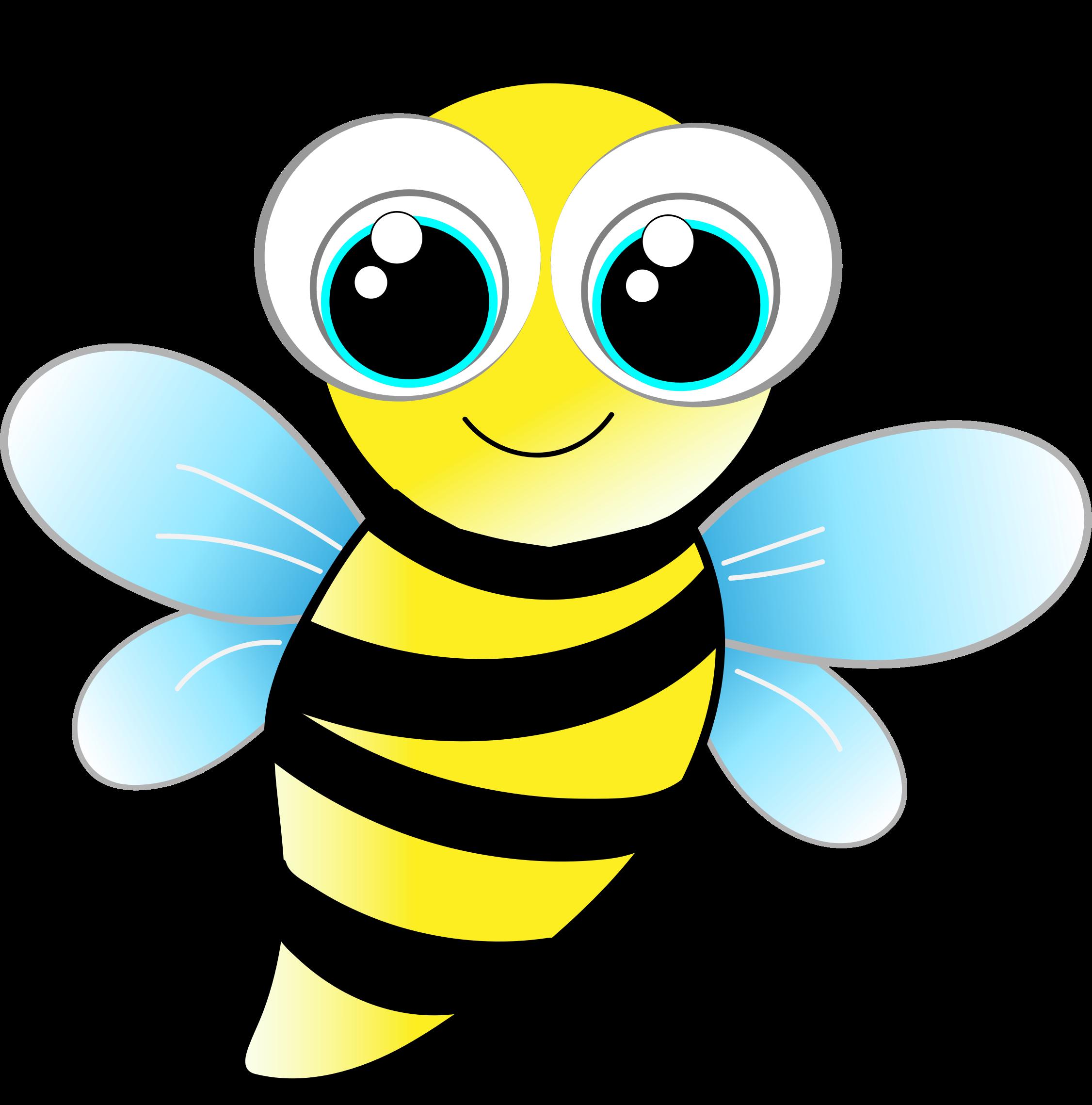 2252x2278 Top 75 Bee Clip Art