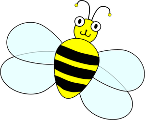 300x248 88 honey bee clip art free Public domain vectors