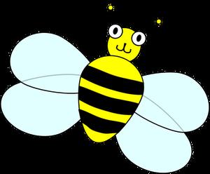 300x248 88 Honey Bee Clip Art Free Public Domain Vectors