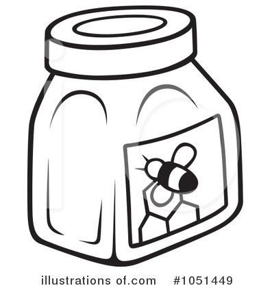 400x420 Top 84 Honey Clip Art