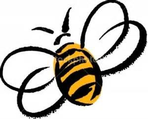 300x242 Best Bee Drawing Ideas Honey Bee Drawing