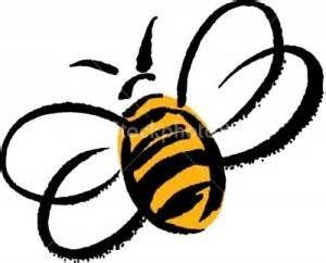 300x242 Best Bee Drawing Ideas Honey Bee Drawing