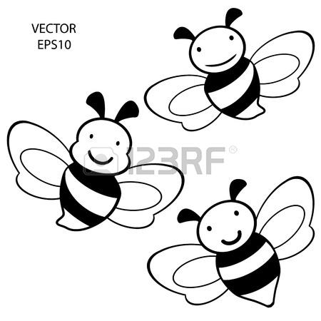 450x450 Bee Icon,vector,bee Drawing Royalty Free Cliparts, Vectors,