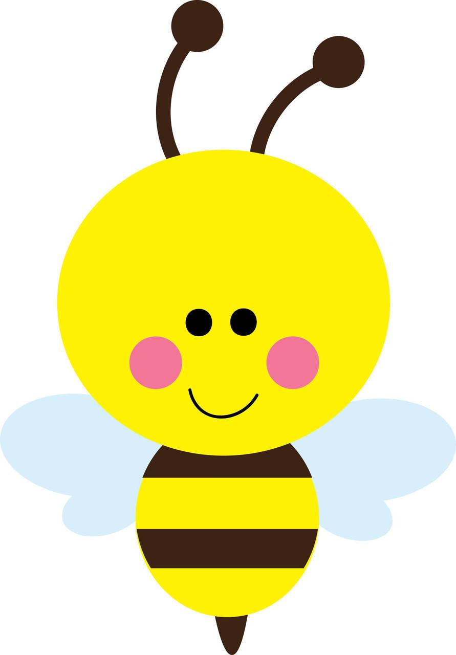 891x1280 Bumble Bee Cute Bee Clip Art Love Bees Cartoon Clip Art More Clip