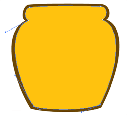 250x226 Drawing A Honey Pot In Illustrator Corrie Haffly