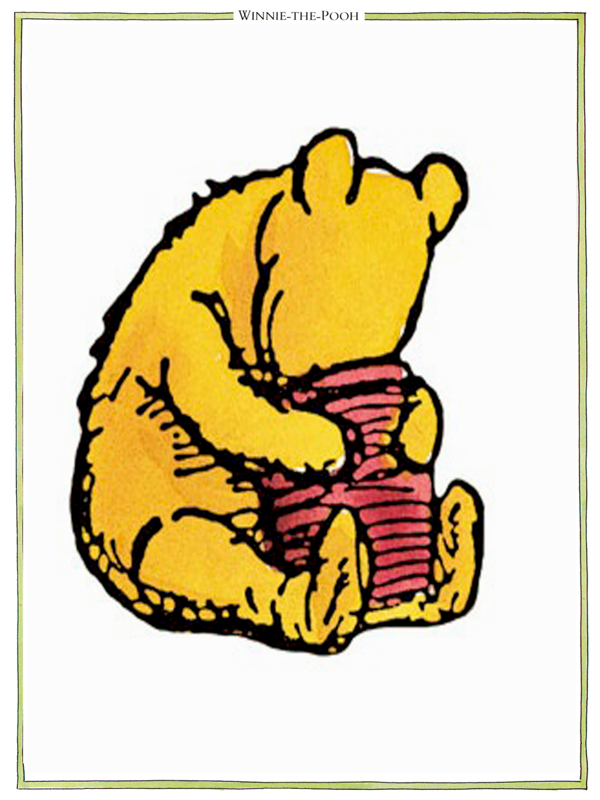 1200x1600 Pooh And The Honey Pot