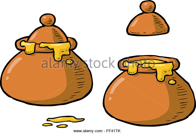 640x440 Cartoon Honey Pot Stock Photos Amp Cartoon Honey Pot Stock Images