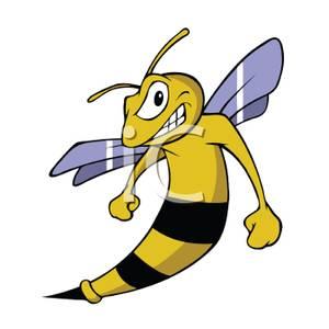 Honeybee Clipart